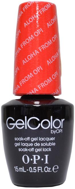 OPI Gelcolor Aloha From OPI (UV / LED Polsih)