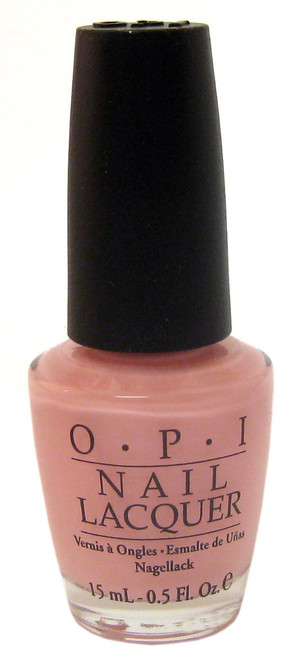 OPI Pink-Ing Of You nail polish