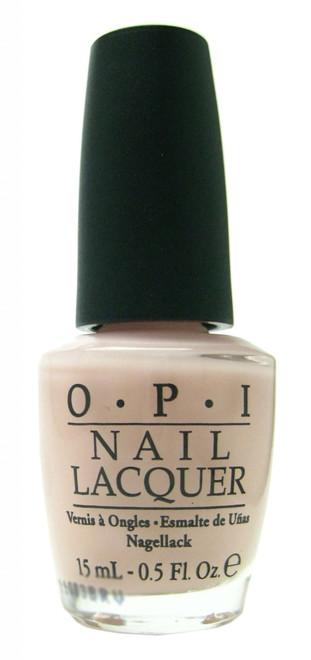OPI Bubble Bath nail polish