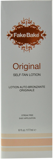 Fake Bake Original Self-Tan Lotion (6 fl. oz / 177 mL)