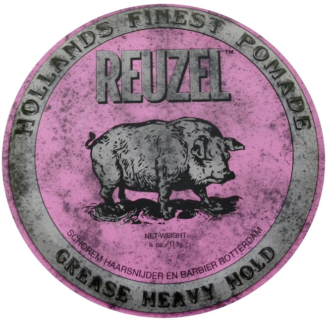 Reuzel Grease Heavy Hold Pomade (4 oz. / 113 g)