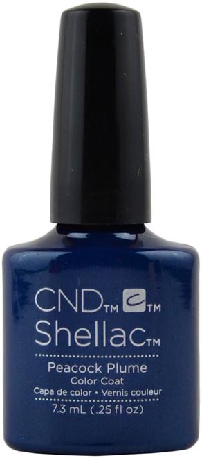 CND Shellac Peacock Plume (UV / LED Polish)