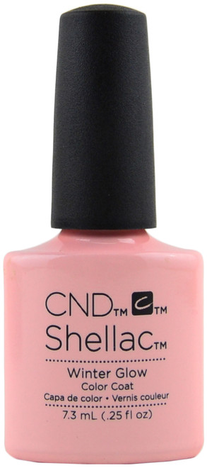 CND Shellac Winter Glow (UV / LED Polish)