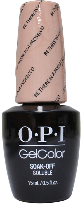 OPI Gelcolor Be There in a Prosecco (UV / LED Polish)