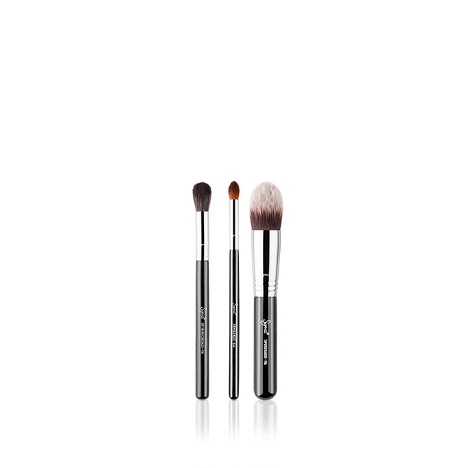 Sigma Beauty 3 pc #THEEDIT Brush Set