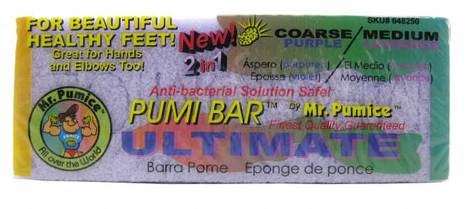 Pumi Bar Ultimate(Course & Medium Sides) by Mr. Pumice
