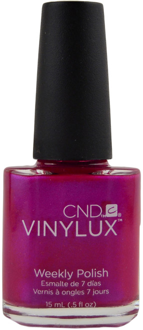 CND Vinylux Magenta Mischief (Week Long Wear)