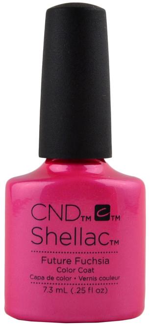 CND Shellac Future Fuchsia (UV / LED Polish)