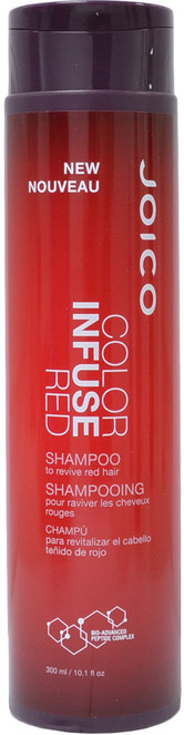 JOICO Color Infuse Red Shampoo (10.1 fl. oz. / 300 mL)