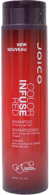 JOICO Color Infuse Red Shampoo (10.1 fl. oz. / 300 mL)