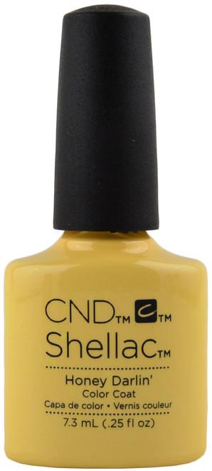 CND Shellac Honey Darlin' (UV / LED Polish)