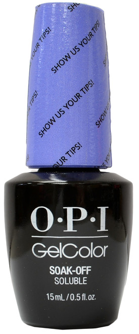 OPI Gelcolor Show Us Your Tips!