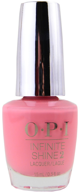 OPI Infinite Shine Rose Against Time (Week Long Wear)
