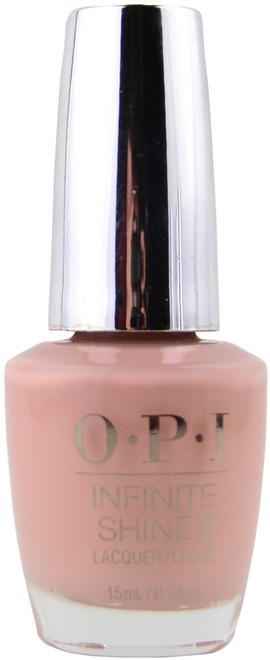 OPI Infinite Shine Half Past Nude (Week Long Wear)