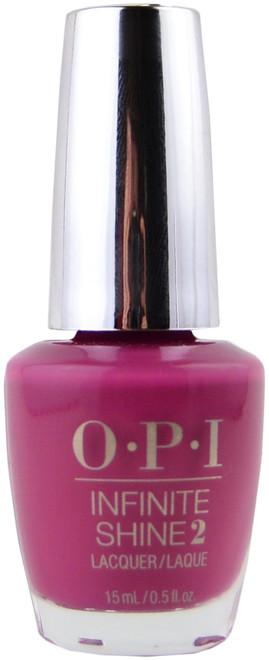OPI Infinite Shine Don't Provoke The Plum! (Week Long Wear)