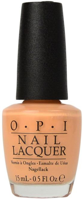 OPI I'm Getting A Tan-Gerine