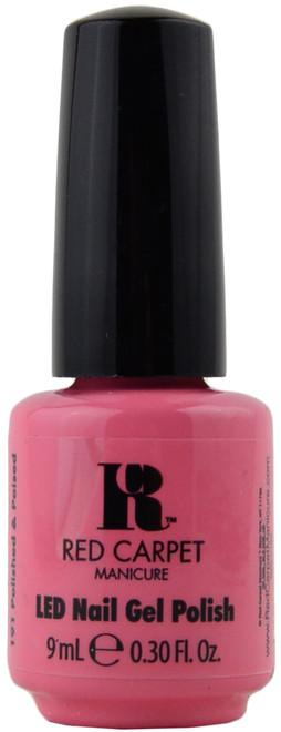Red Carpet Manicure Polished & Poised (UV / LED Polish)