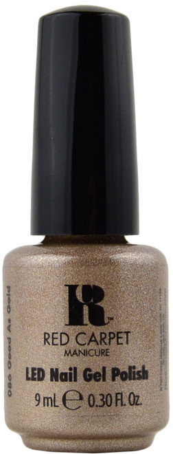 Red Carpet Manicure Good As Gold (UV / LED Polish)