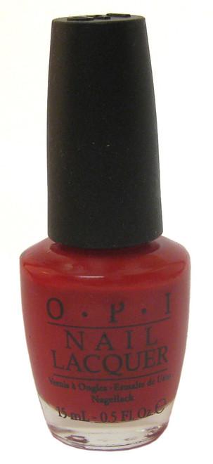 OPI The Thrill Of Brazil nail polish