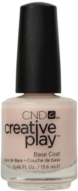 Cnd Creative Play Base Coat (0.46 fl. oz. / 13.6 mL)