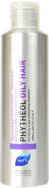 Phyto Phytheol Purifying Shampoo For Oily Hair (200 mL / 6.7 fl. oz.)