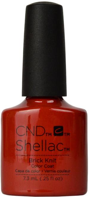 CND Shellac Brick Knit (UV / LED Polish)