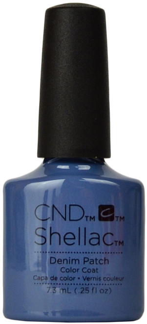 CND Shellac Denim Patch (UV / LED Polish)