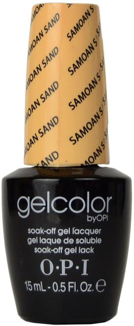 OPI Gelcolor Samoan Sand (UV / LED Polish)