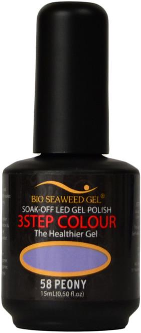 Bio Seaweed Gel Peony  (UV / LED Polish)