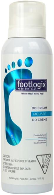 Footlogix #1 DD Cream Mousse (4.23 oz. / 119.9 g)