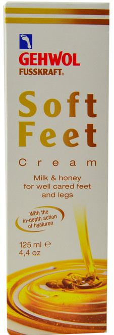 Gehwol Soft Feet Cream (4.4 oz. / 125 mL)