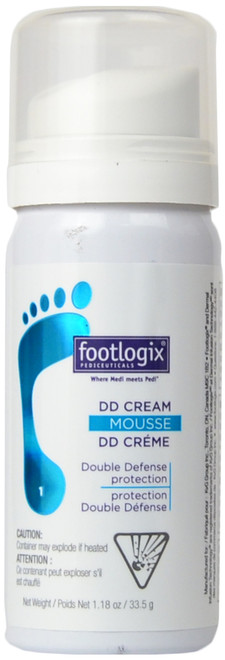 Footlogix #1 DD Cream Mousse (1.18 oz. / 33.5 g)