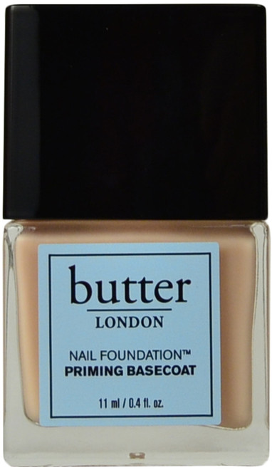 Butter London Nail Foundation Priming Basecoat (0.4 fl. oz. / 11 mL)