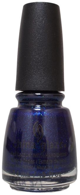 China Glaze Blue-Ya!