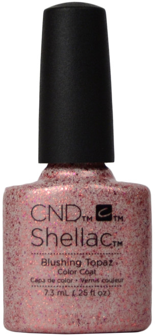 CND Shellac Blushing Topaz (UV / LED Polish)