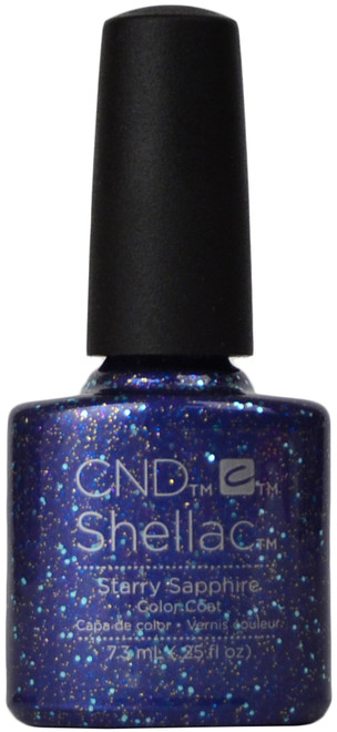 CND Shellac Starry Sapphire (UV / LED Polish)