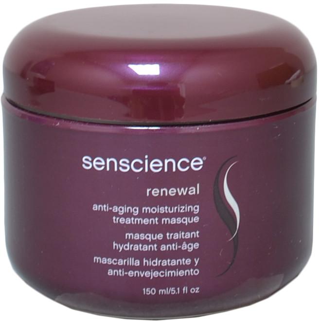 Senscience Renewal Anti-Aging Moisturizing Treatment Masque (5.1 fl. oz. / 150 mL)