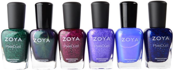 Zoya 6 pc Enchanted Collection