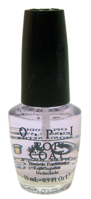 OPI Opi Top Coat, nail polish