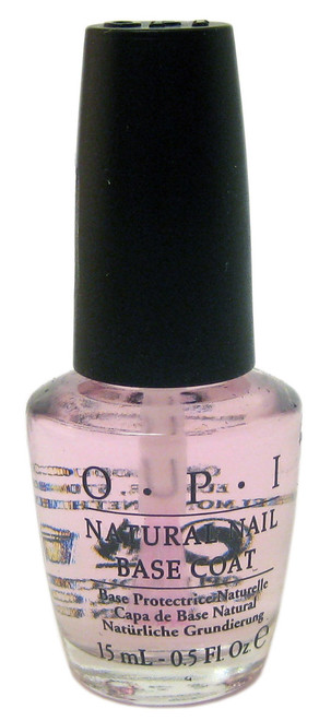 OPI Natural Nail Base Coat, nail polish