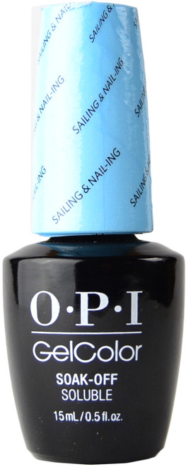 OPI Gelcolor Sailing & Nail-Ing (UV / LED Polish)
