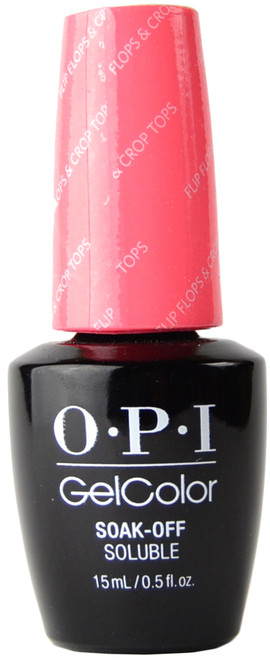 OPI Gelcolor Flip Flops & Crop Tops (UV / LED Polish)