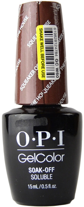 OPI Gelcolor Squeaker Of The House (UV / LED Polish)