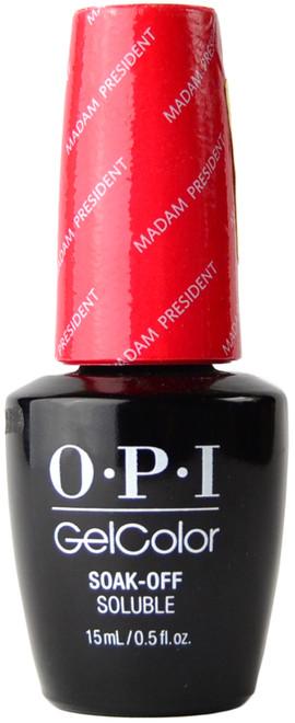 OPI Gelcolor Madam President (UV / LED Polish)