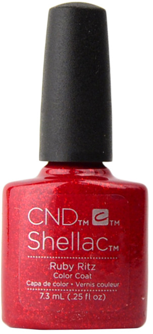 CND Shellac Ruby Ritz (UV / LED Polish)