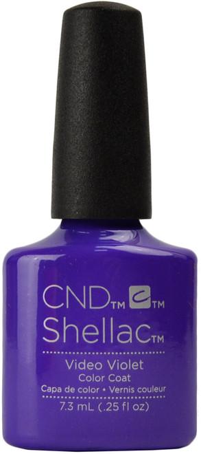 CND Shellac Video Violet (UV / LED Polish)