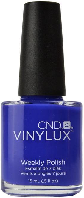CND Vinylux Blue Eyeshadow (Week Long Wear)