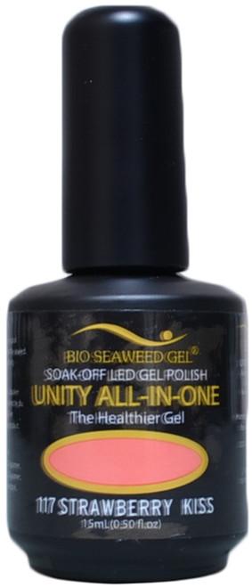 Bio Seaweed Gel Strawberry Kiss Unity All-In-One (UV / LED Polish)