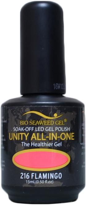 Bio Seaweed Gel Flamingo Unity All-In-One (UV / LED Polish)