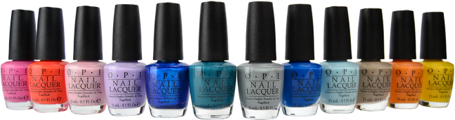 OPI 12 pc Fiji Collection
